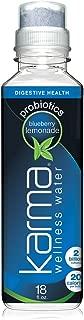 Karma Wellness Probiotic Water Blueberry