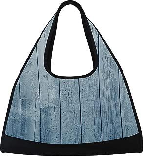 JGYJF Old Vintage Wooden Helm Wheel Custom Tennis Racquet Bag Fitness Bag Badminton Bag for Men with Pockets Badminton Bags for Men Racquet Shoulder Bag for Sport Travel Shopping