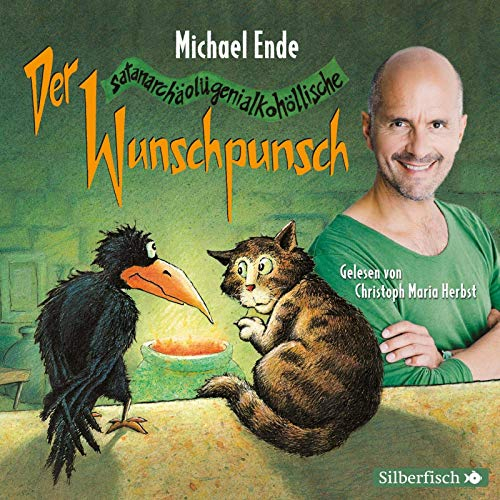 Der satanarchäolügenialkohöllische Wunschpunsch - Die Lesung: 4 CDs