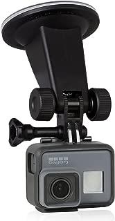 Video Recorder Halterung auf Windschutzscheibe f/ür DVR Kamera GoPro Camcorder GPS Navigation Dash Cam Halterung f/ür 112 212 312GW 412 512GW TIMESETL Nextbase Dashcam Halterung Saugnapf