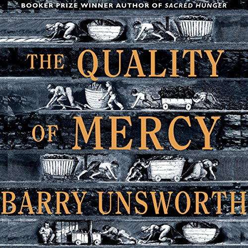 The Quality of Mercy audiobook cover art