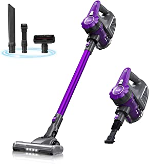 Housmile Cordless Vacuum Cleaner 4 in 1 Powerful Suction Vacuum Cleaner with Multiple..