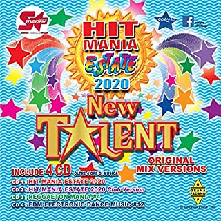 Hit Mania Estate 2020 (Box 4 Cd + Rivista)