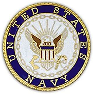 Hat Lapel Push Tie Tac Pin U S Navy Insignia NEW