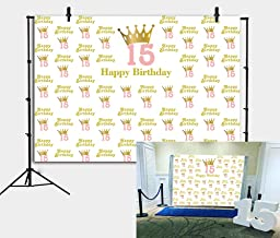Amazon Com Quinceanera Backdrop