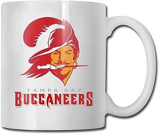 HDkkkkoo Coffee Mug Tampa Bay BuccaneersTampa Bay Buccaneers Color Personalized Cup, Travel Mug,Custom Best Friend Gifts,Christmas Gifts