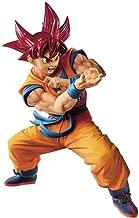 Banpresto 39652 Dragon Ball Super Blood of Saiyans Special VI S.God Goku Figure