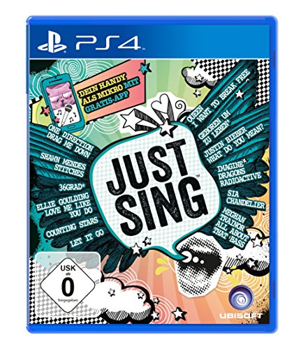 Just Sing - [PlayStation 4]