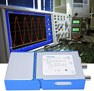 XZANTE P6100 2 Pz Sonda Per Oscilloscopio Ad Alta Precisione 1X 10X 100 Mhz Sonda A Coccodrillo