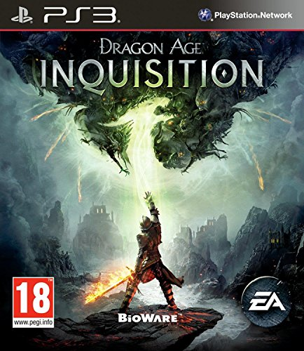 Electronic Arts - Dragon Age: Inquisition (Essentials) /PS3 (1 Games)