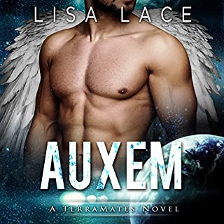 Auxem audiobook cover art
