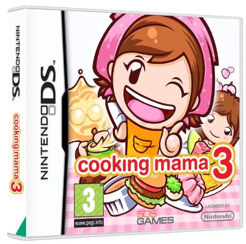 Cooking Mama 3 [Importación francesa]