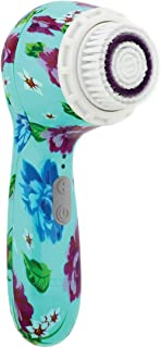 Michael Todd Soniclear Petite Sonic Facial Cleansing Brush-3 speed. The only brand with Patented Antimicrobial brush head to guard against 99% of stain & odor causing bacteria