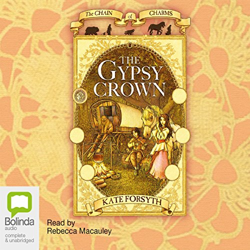 The Gypsy Crown audiobook cover art