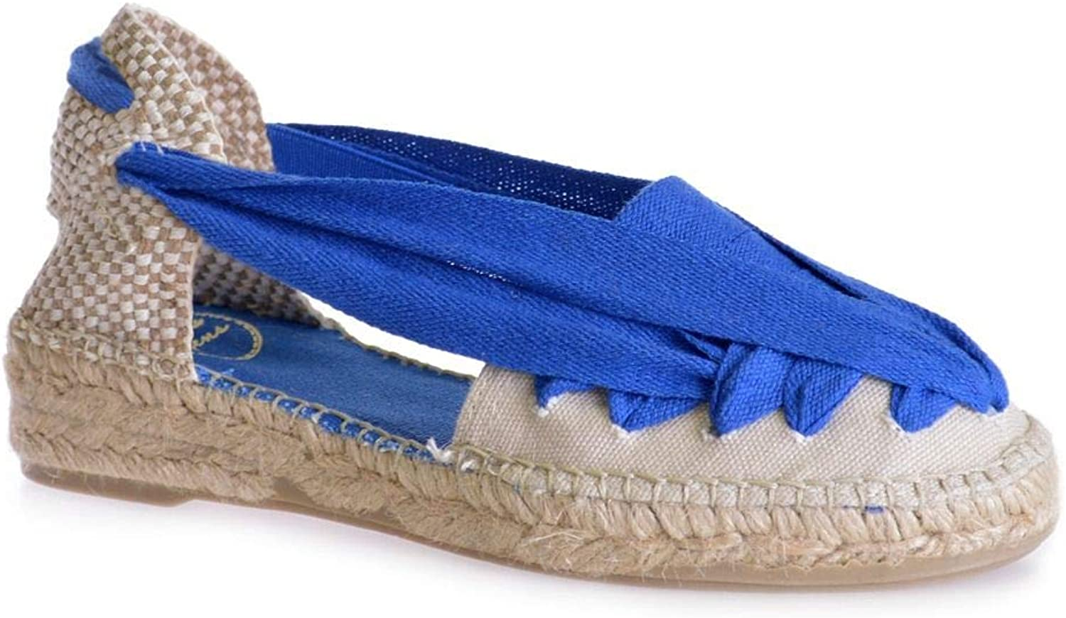 Toni Pons RUPIT - Vegan Espadrille for Woman Made in Fabric.