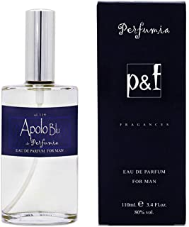 APOLO BLU by p&f Perfumia Eau de Parfum para hombre Vaporizador (50 ml)