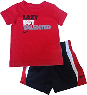Nike 2 PC Lazy But Talented Outfit Set