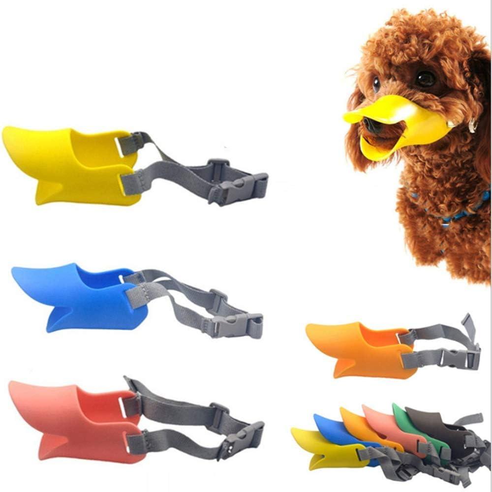 Pengwei Surprise Popular popular price Small Pet Dog Muzzle Anti- Mask Silicone Duck