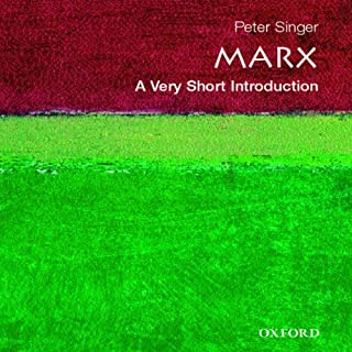 Marx: A Very Short Introduction cover art