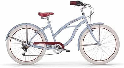 Mbm Honolulu Femme Custom Cruiser 26 Bicyclette V/élo Femme Noir