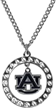 Siskiyou NCAA unisex-adult Rhinestone Hoop Necklaces