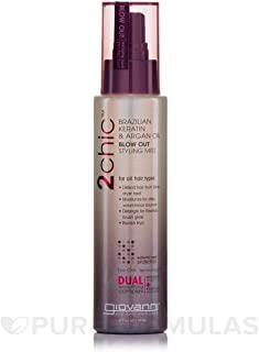 GIOVANNI Ultra-Sleek Blow Out Styling Mist, 4 Oz