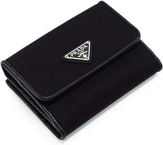 プラダ 財布 レディース 二つ折り財布 メンズ [並行輸入品]