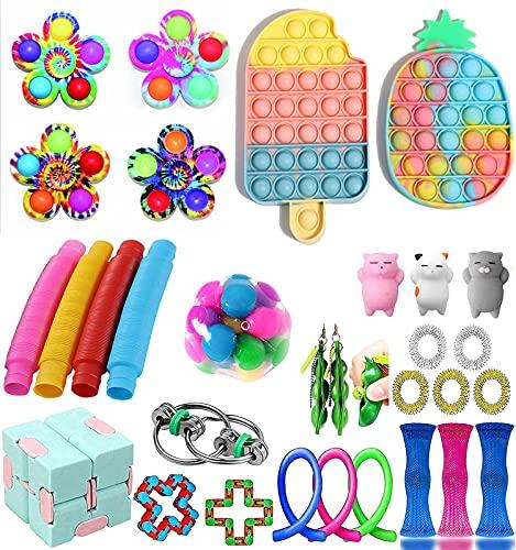 Fidget Toys Pack, Sensory Fidget Toys Cheap,...