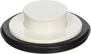 LDR Industries 551 1470WT Garbage Disposal Stopper without Flange,  Almond/White