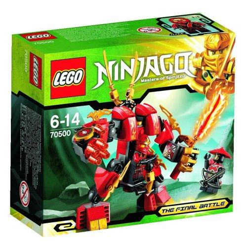 LEGO Ninjago 70500 - Kais Feuerroboter