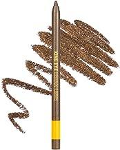 [COLORGRAM] King Eye Cream Liner 0.5g - Waterproof Auto Gel Pencil Eyeliner that Lasts Clearly (No8 Roasted Brown)