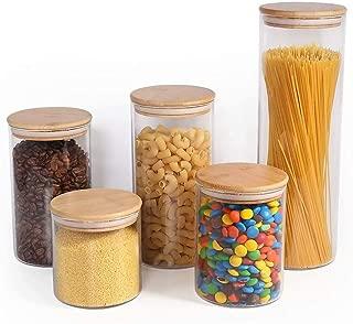 large food storage jars