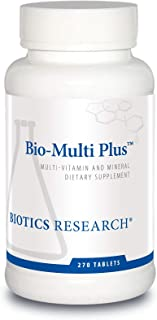 Sponsored Ad - Biotics Research Bio Multi Plus Multivitamin, Chelated Minerals, Emulsified Fat Soluble Vitamins, High anti...
