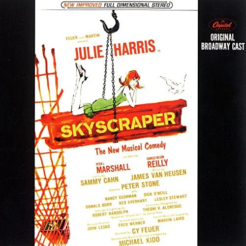 Original Broadway Cast of 'Skyscraper'