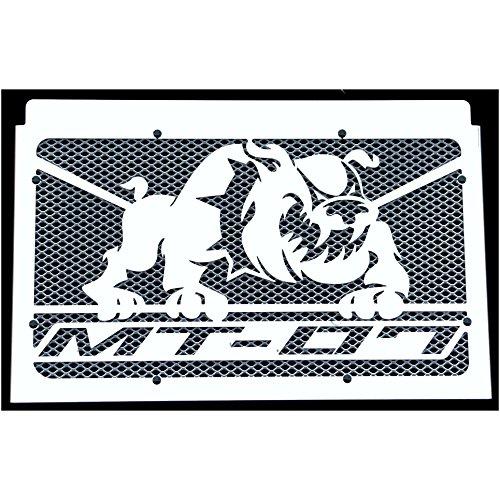 Grillage Noir Cache radiateur//Grille de radiateur MT 07 2014//2017 Bulldog