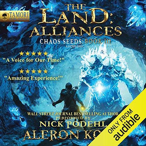 Page de couverture de The Land: Alliances: A LitRPG Saga