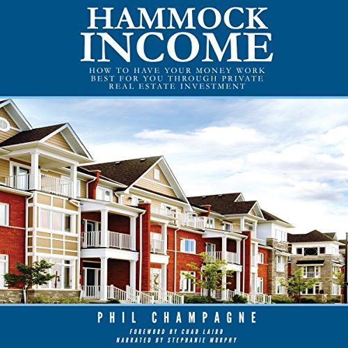 Hammock Income audiobook cover art