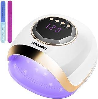 Lámpara Secador de Uñas, NAVANINO LED/UV Gel Esmalte de U