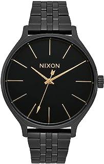 ساعة نيكسون انالوج كوارتز للسيدات بسوار ستانلس ستيل A1249-001-00