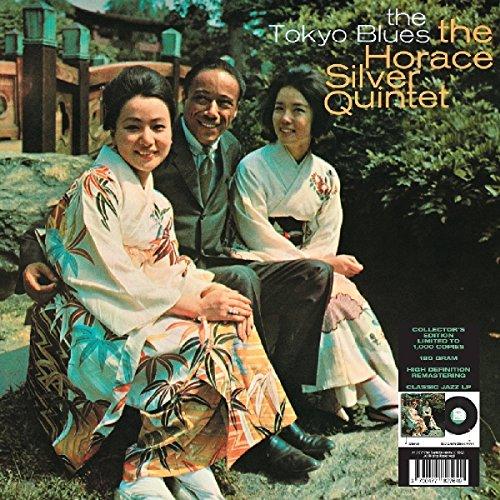 The Tokyo Blues - LP 30cm Vinyle NOIR 180 Grammes [Vinilo]