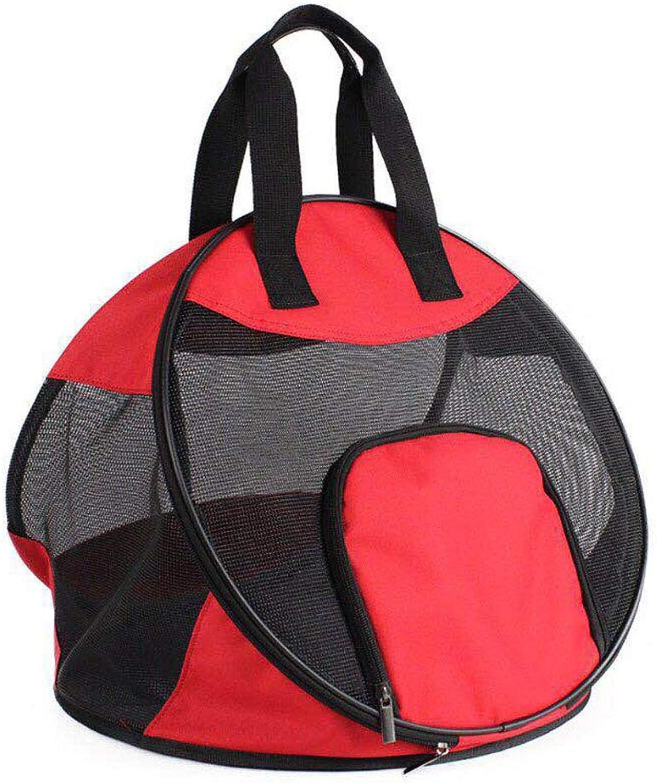 NIANXINAN Breathable Folding Outdoor Pet Bag Dog Cat Comfort Travel Pet Carrier