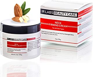 Neck Cream for Man and Woman, The Best Moisturizer for Turkey Neck, Improves Lifting with Advanced Anti Aging Complexes and Peptides, Helps to Loose Sagging Skin On Neck and Face