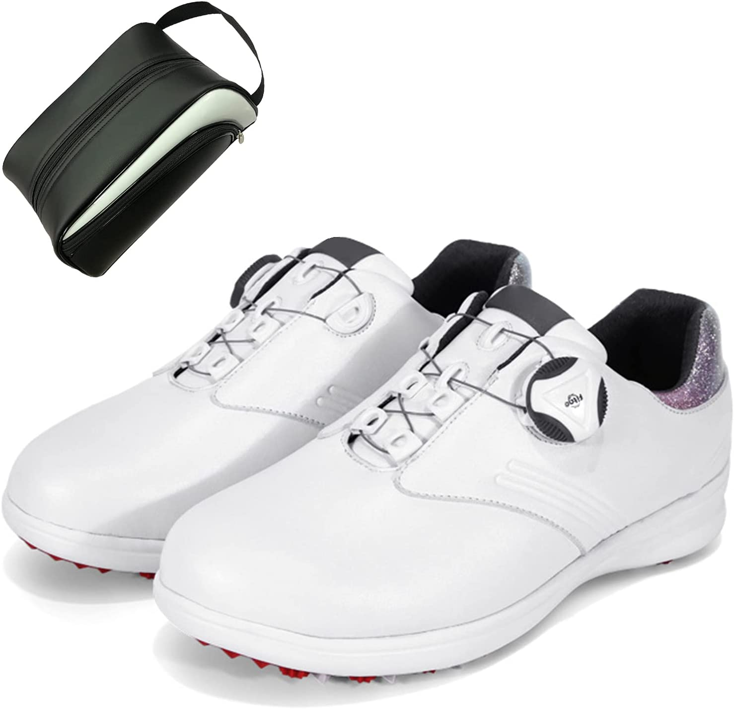 CAMILYIN Women's Store Golf Super Special SALE held Shoess Air Compression 3D Rotating