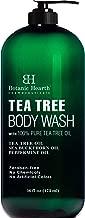 botanical body wash