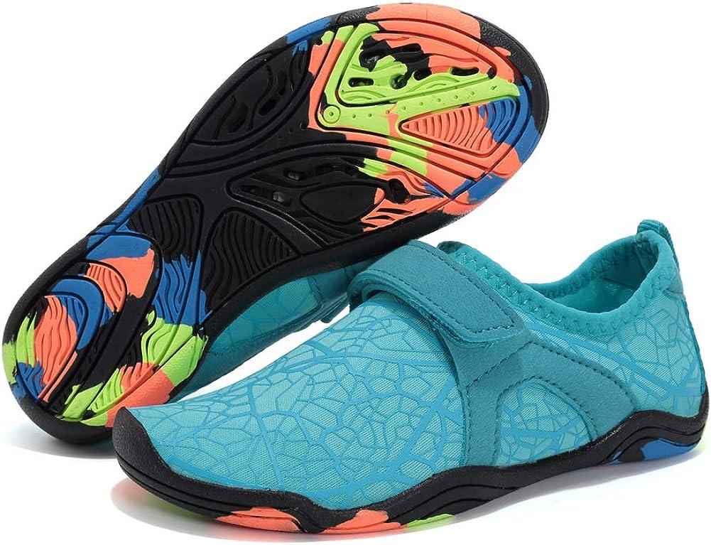 WALUCAN Ranking TOP12 Girls' Boy's Water Sneakers Aqua Shoes Athletic Bombing new work