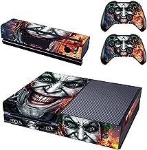 REYTID The Joker Xbox One Console Skin/Sticker + 2 x Controller Decals & Kinect Wrap - Full Set - Microsoft XB1