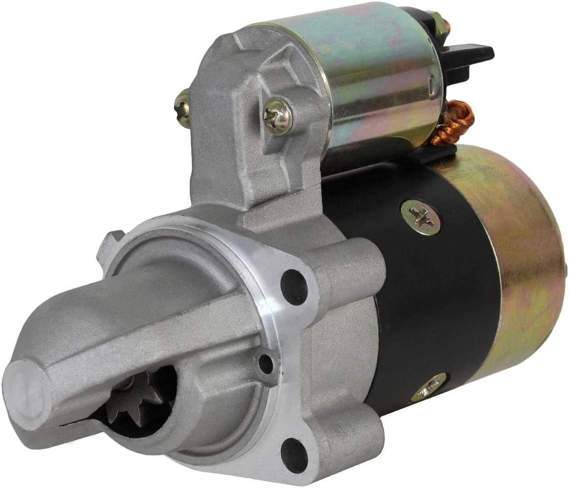 Rareelectrical NEW 12V STARTER COMPATIBLE ONAN P Credence P224 All items in the store WITH P-216