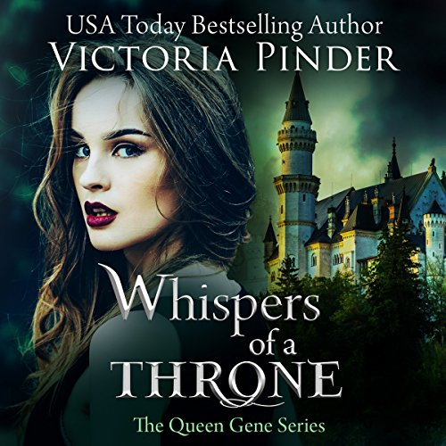 Whispers of a Throne audiobook cover art