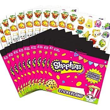 Shopkins Stickers Super Set ~ Over 1200 Shopk | Shopkin.Toys - Image 1