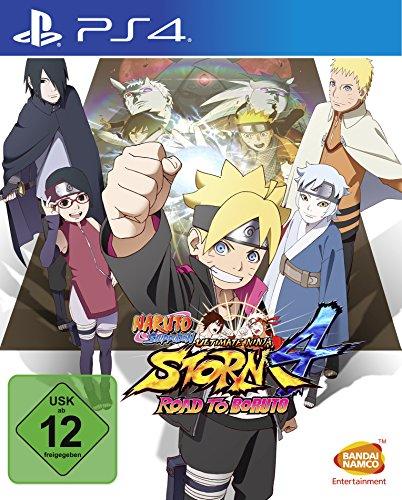 Naruto Shippuden Ultimate Ninja Storm 4: Road To Boruto [Importación Alemana]